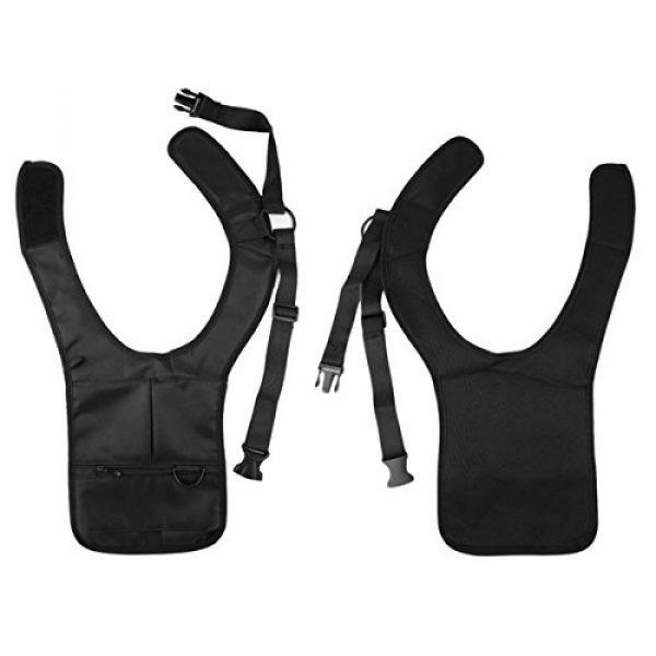 ECYC Tactical Backpack 3 ECYC Men Security Holster Strap Messenger Bags Underarm Shoulder Bag Burglar Phone Pouch Tactical Bag