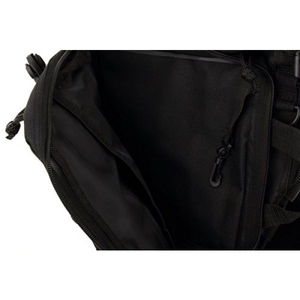 NPUSA Tactical Backpack 7 NPUSA Mens Tactical Gear Molle Hydration Ready Sling Shoulder Backpack Daypack Bag