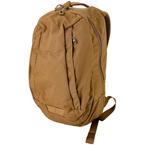 Grey Ghost Gear Tactical Backpack 1 Grey Ghost Gear Scarab Day Pack Coyote Brown