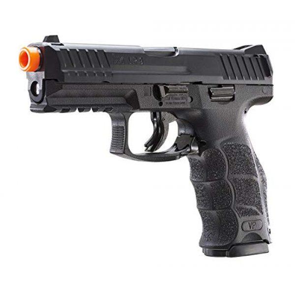 Elite Force Airsoft Pistol 3 HK Heckler & Koch VP9 6mm BB Pistol Airsoft Gun, Standard