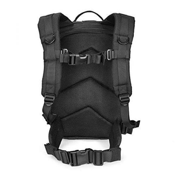 LeisonTac Tactical Backpack 3 LeisonTac Enhanced Tactical Backpack with Military ISO Standard