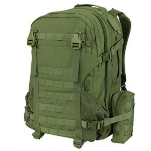 Condor Tactical Backpack 1 Condor Orion Multi-Mission Modular Assault Pack w/Detachable Exterior Compartments