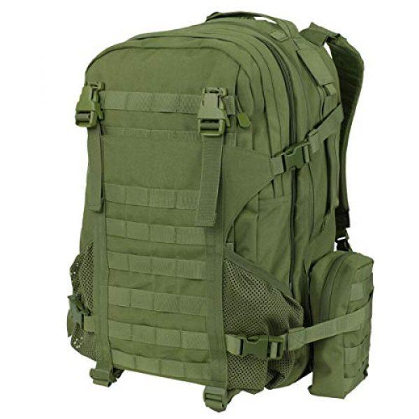 Condor Tactical Backpack 1 Condor Orion Multi-Mission Modular Assault Pack w/Detachable Exterior Compartments