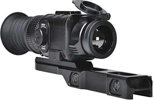 PRG Defense Rifle Scope 2 PRG Defense 3093455004PM21 Model Python TS35-Micro Compact Short/Medium Range Thermal Imaging Rifle Scope, 384x288 Resolution, 35mm Lens, 10.6° x 8° Field of View, 5m Close-up Range, 60m Eye Relief