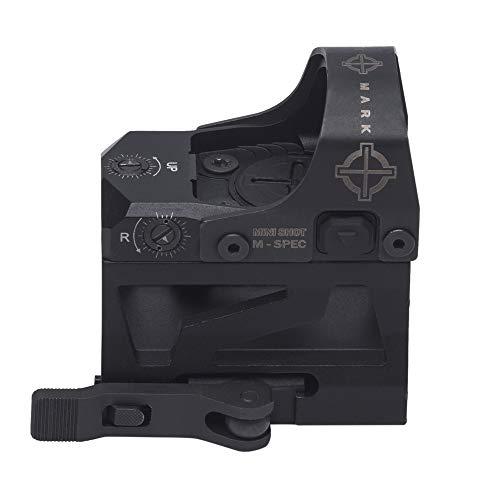 Sightmark Rifle Scope 2 Sightmark Mini Shot M-Spec LQD Reflex Sight