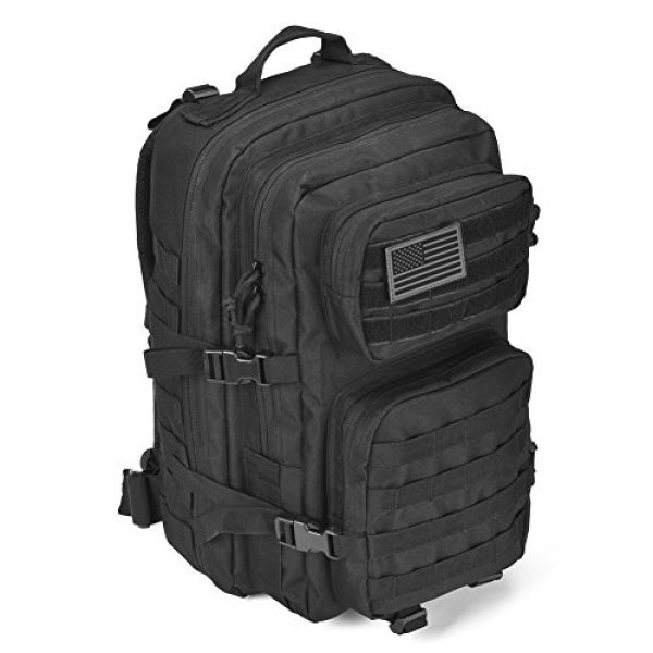REEBOW GEAR Tactical Backpack 3 Military Tactical Backpack 40L Assault Pack Army Molle Bug Out Bag Backpacks