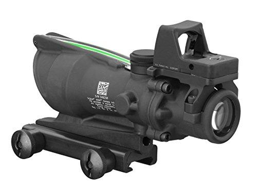 Trijicon Rifle Scope 3 Trijicon 4x32 ACOG/RMR Combo Riflescopes