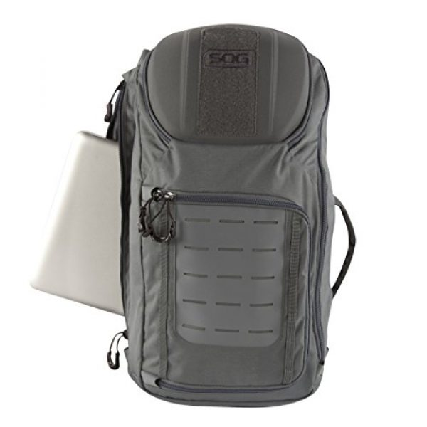 SOG Specialty Knives Tactical Backpack 4 Evac Sling Gray
