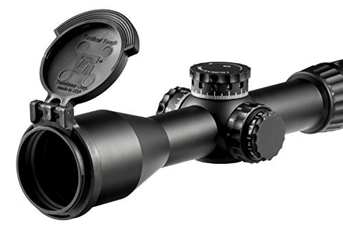 Steiner Rifle Scope 4 Steiner T5Xi Tactical Rifle Scope - Close Compact Riflescope for Hunting