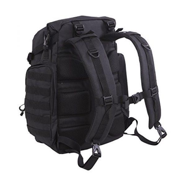 Allen Company Tactical Backpack 2 Allen Task Force EDC Backpack, Black, One Size