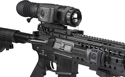 AGM Global Vision Rifle Scope 4 AGM Python TS25-336 Short Range Thermal Imaging Rifle Scope, 336x256 (60Hz) Resolution, 25mm Lens, 1.2X Optical Magnification, Field of View 13x10, 10mm Exit Pupil Diameter