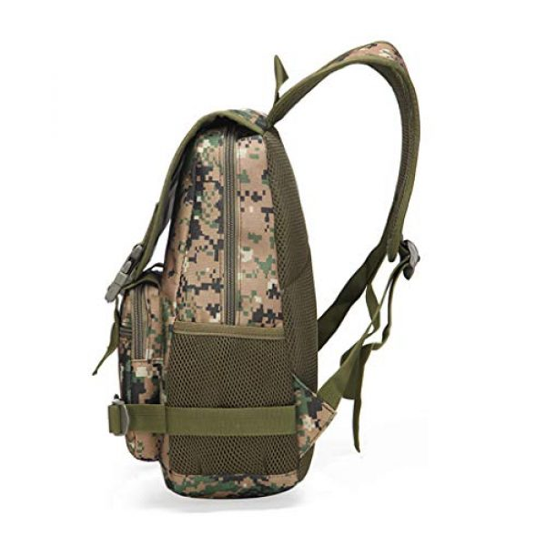 Jipemtra Tactical Backpack 2 Tactical First Aid Bag MOLLE EMT IFAK Backpack Military Emergency (Tan Summer)