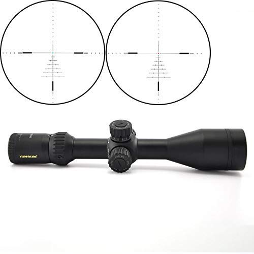 Visionking Rifle Scope 2 Visionking 3-18x50 FFP First Focal Plane Rifle Scope