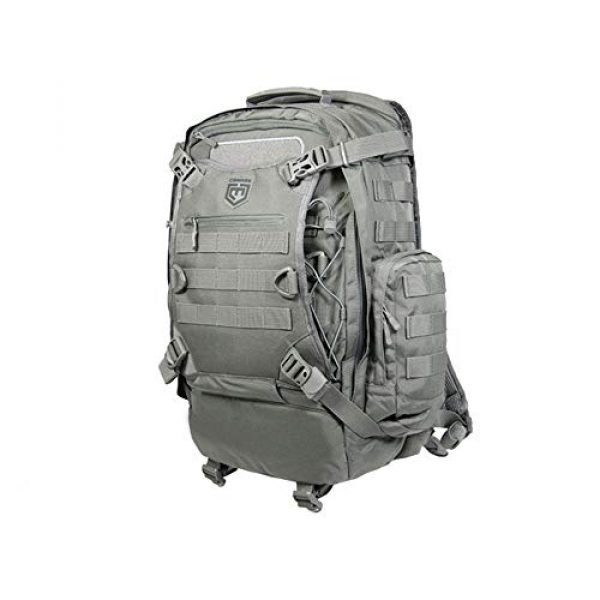 Cannae Pro Gear Tactical Backpack 1 Cannae Pro Gear Phalanx Full Size Duty Pack With Helmet Carry Backpack Molle Webbing