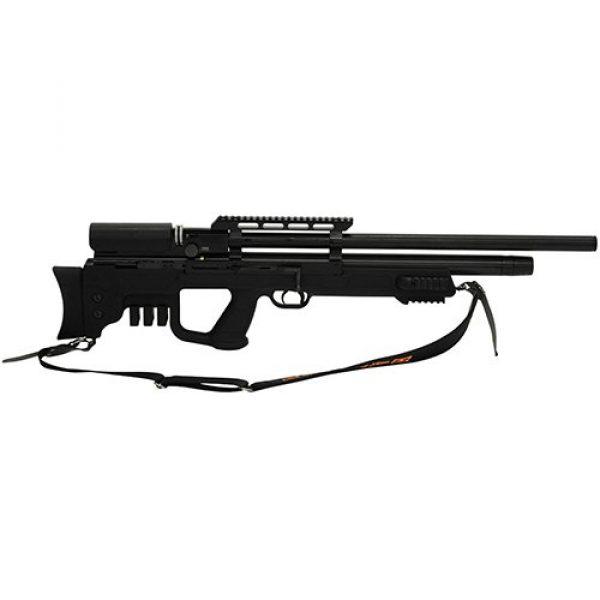 Hatsan Air Rifle 1 Hatsan Gladius Power Adjustable Air Rifle .22 Caliber, Black