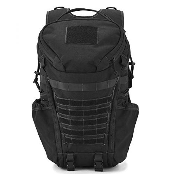 DIGBUG Tactical Backpack 1 DIGBUG Military Tactical Backpack Army 3 Day Assault Pack Bag Rucksack w/Rain Cover Outdoor Hiking Camping Backpack