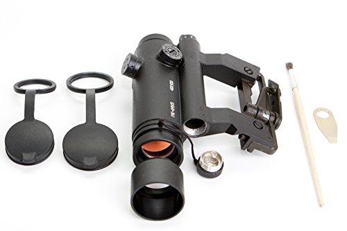 BelOMO Rifle Scope 2 BelOMO PK-01 VS. Red Dot Sight. Rifle Scope Collimator for Saiga. Co-Witness. 1 MOA. Original Combloc