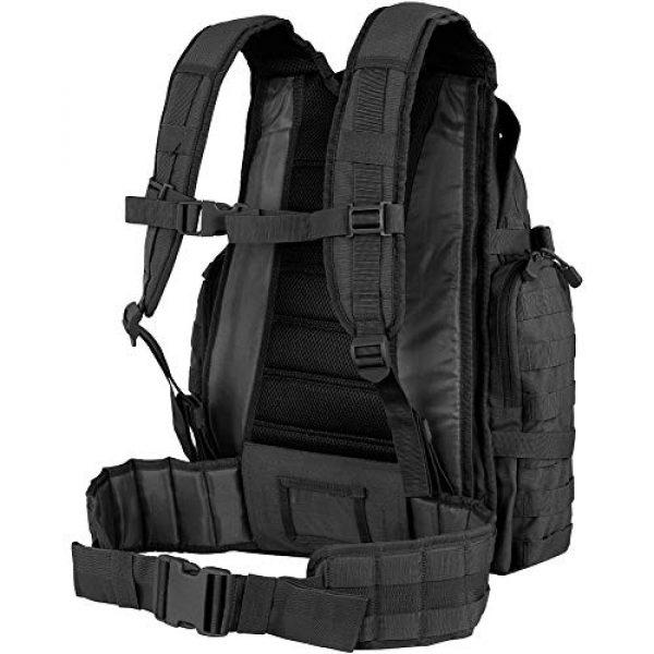 Condor Tactical Backpack 3 Condor Urban Go Pack Black