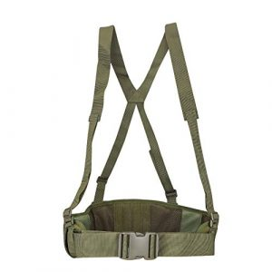 hothuishi  1 hothuishi Tactical Waist Belt Harness with Removable Suspenders