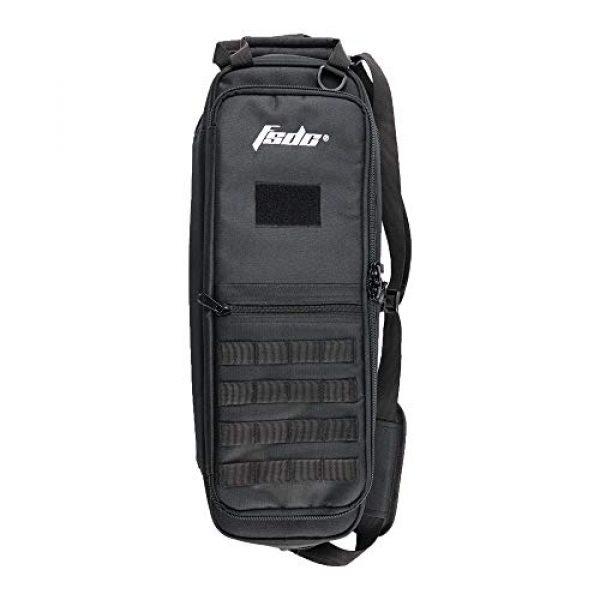 FSDC Tactical Backpack 1 FSDC CARETAKER Black Takedown Bag Gen II