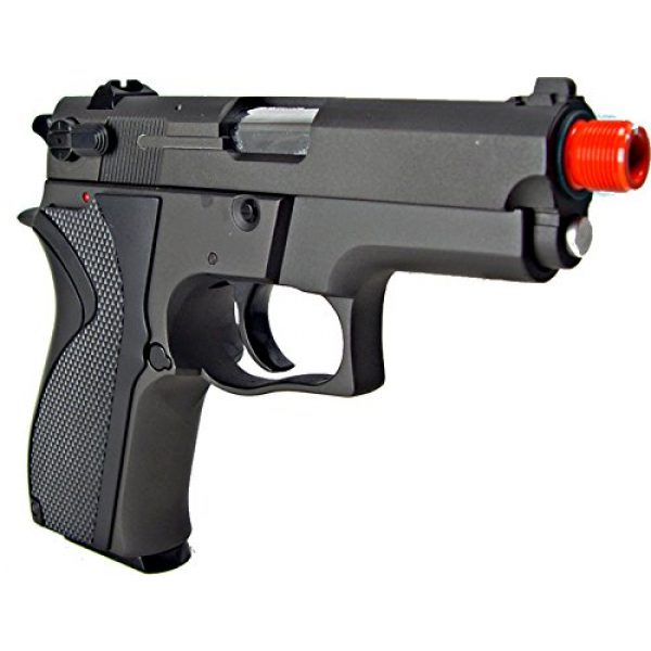 KJW Airsoft Pistol 3 KJW model-600 6904 gas/co2 nb black full metal(Airsoft Gun)