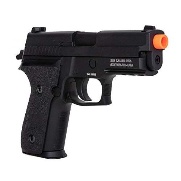 Sig Sauer Airsoft Pistol 3 Sig Sauer ProForce P229 Green Gas Airsoft Pistol