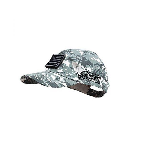 VooDoo Tactical Tactical Hat 1 Voodoo Tactical Contractor Baseball Cap w/Flag