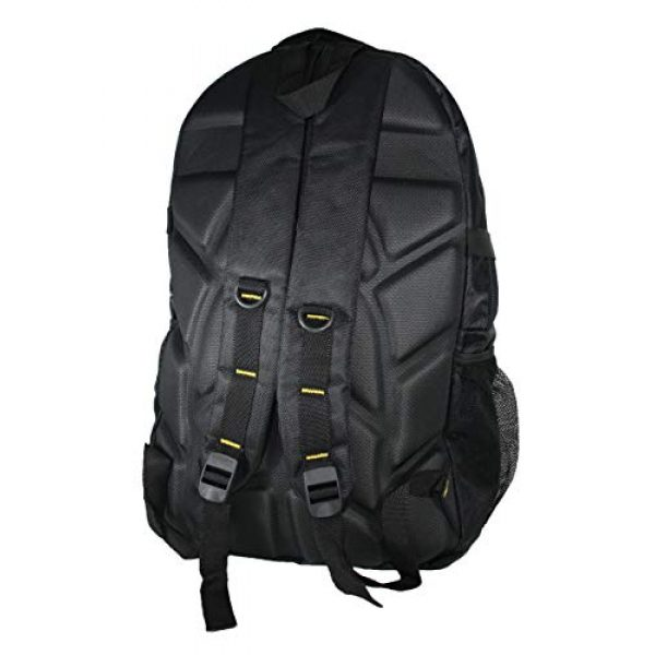 4KF Tactical Backpack 5 Tactical Backpack for Men 4KF Bugout Bag Outdoor Hiking Hunting Backpack Waterproof Survival Gear Military Travel Water Resistant Durable Army Rucksack Assault Pack Black