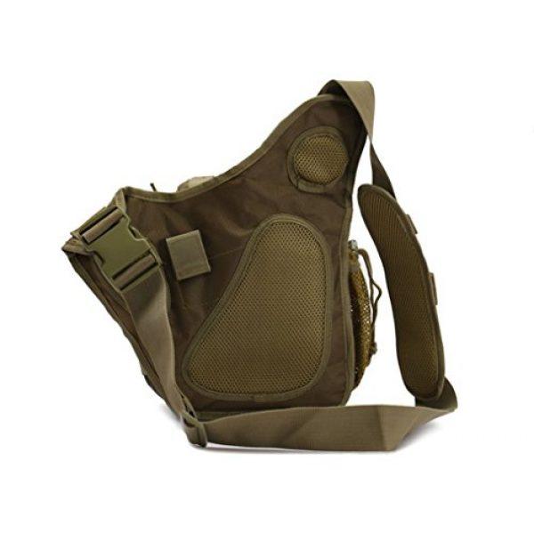 Klau Tactical Backpack 4 Klau Outdoor Sport Military Women and Men's Multi-Functional Tactical Messenger Shoulder Bag