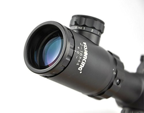 Visionking Rifle Scope 3 Visionking Rifle Scope 2-16x44 Turret Lock 30 Side Focus Tactical Hunting Sight