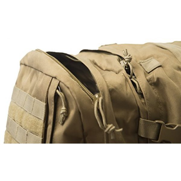 World Famous Sports Tactical Backpack 6 World Famous Sports Large 3 Day Tactical Backpack
