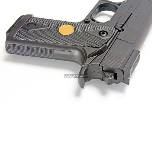 BBTac Airsoft Pistol 6 bbtac p169 airsoft 260 fps spring pistol with functional safety and reinforced trigger(Airsoft Gun)