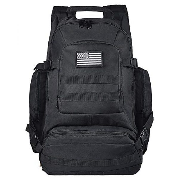 NOOLA Tactical Backpack 1 NOOLA Tactical Military Backpack Army 3 Day Assault Pack Large Rucksack Molle Bag