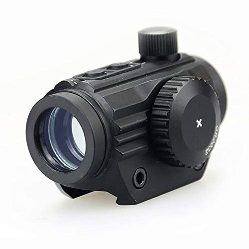 ZHRLQ Rifle Scope 6 ZHRLQ Internal Red Dot Sight, High Magnification Bird-Free Mirror with No Magnification, High Shock-Resistant Waterproof Silver-Plated Film
