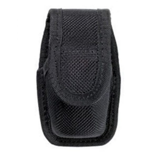 BIANCHI Tactical Pouch 1 BIANCHI Accumold 7327 Rail Mounted Light Pouch Hidden Snap (Size 1)