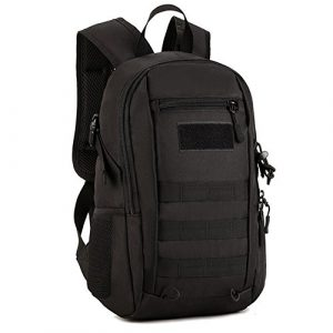 CREATOR  1 12L Tactical Backpack MOLLE Military Daypack Travel Bag for Hunting