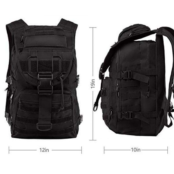 Supersun Tactical Backpack 6 Supersun Tactical Military Backpack Molle - 35L Tactical Backpack Laptop Rucksack Survival Bag Bugout Assault Pack