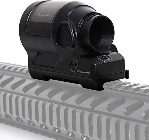 TTHU Rifle Scope 1 TTHU Rifle Scopes Holographic Sight Red Dot Sight Scope Optic Sight Reflex Sight Solar Power for Hunting Scopes