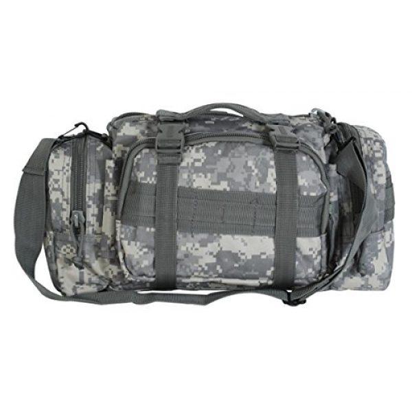 VooDoo Tactical Tactical Backpack 1 VooDoo Tactical Enlarged MOLLE Deployment Bag