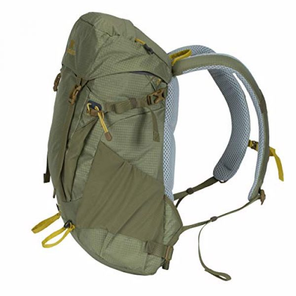 Mountainsmith Tactical Backpack 2 Mountainsmith Clear Creek 25 Hiking Pack (Moss Green)