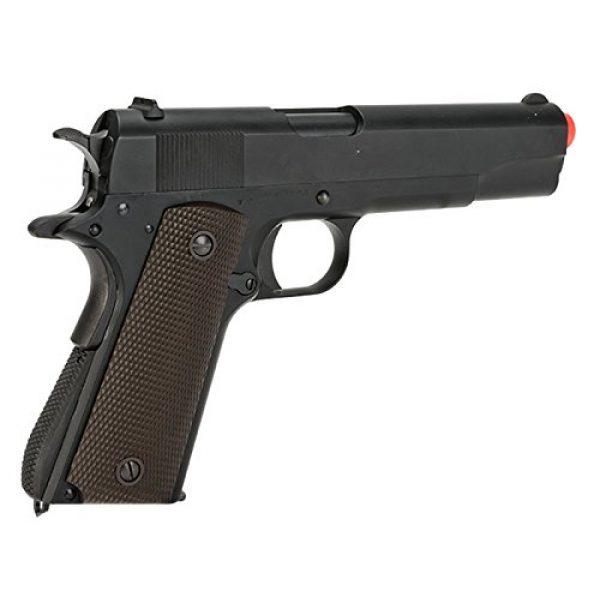 KWA Airsoft Pistol 2 KWA 1911a1 gas blowback airsoft pistol airsoft gun(Airsoft Gun)