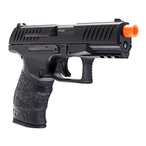 Elite Force Airsoft Pistol 4 Walther PPQ GBB Blowback 6mm BB Pistol Airsoft Gun