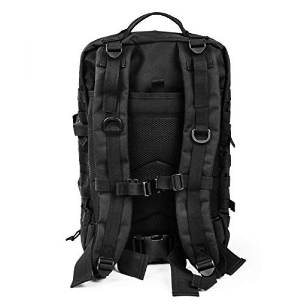 GUGULUZA Tactical Backpack 5 GUGULUZA Military Tactical Molle Backpack Army 3 Day Assault Pack Molle Bag Rucksack for Hunting Camping