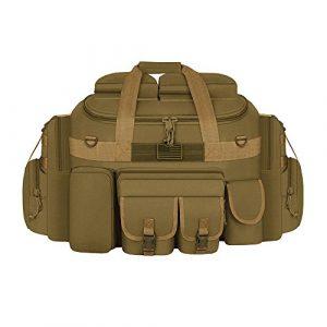 "East West U.S.A Tactical Backpack 1 East West U.S.A Tactical Outdoor Multi Pockets Heavy Duty 31"" Duffel Bag"