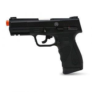 Taurus Airsoft Pistol 1 Taurus Soft Air 24/7 G2 Co2 Blowback Airsoft Pistol, Black