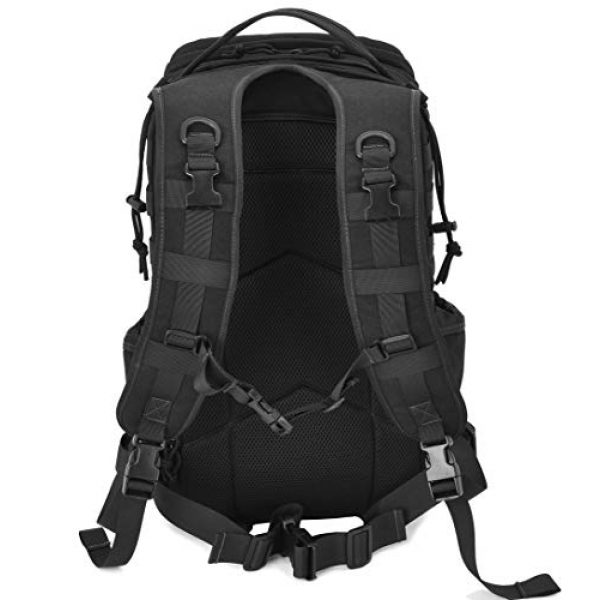 DIGBUG Tactical Backpack 7 DIGBUG Military Tactical Backpack Army 3 Day Assault Pack Bag Rucksack w/Rain Cover Outdoor Hiking Camping Backpack