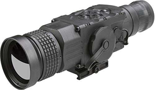 AGM Global Vision Rifle Scope 1 AGM 3093456006AN51 Model Anaconda TC50-384 Medium Range Thermal Imaging Clip-On System, 336x256 (60 Hz) Resolution, 50mm Lens, 1x Optical Magnification, Field of View 7.8°x5.9°