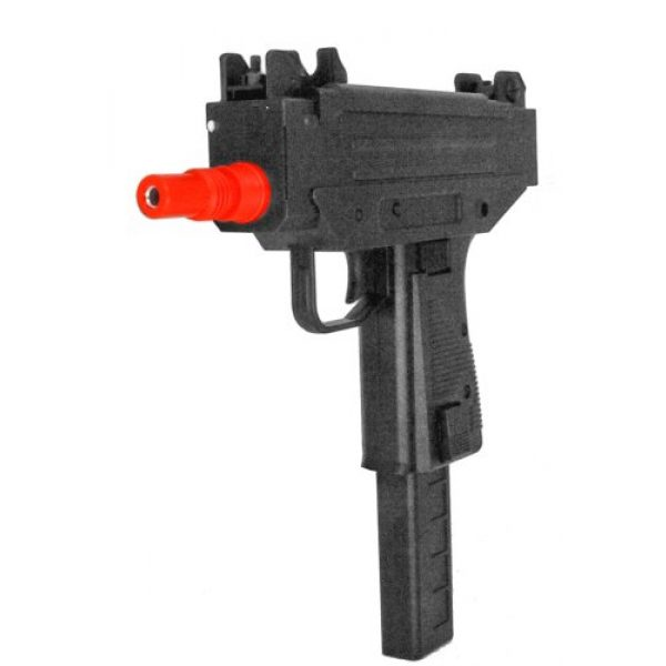 Well Airsoft Pistol 2 Well d93 airsoft full size uzi style auto electric pistol(Airsoft Gun)