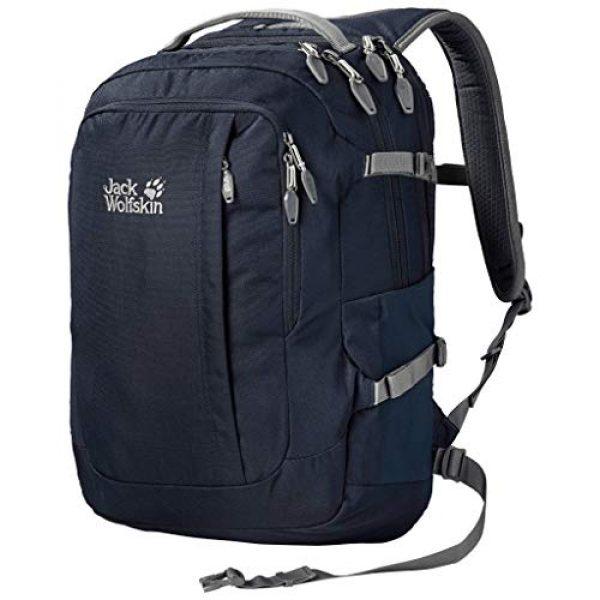 Jack Wolfskin Tactical Backpack 1 Jack Wolfskin Jack. Pot De Luxe Rucksack, Night Blue, 32 L
