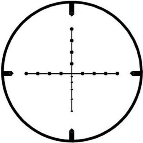 Burris Optics Rifle Scope 2 Burris 3 x-12 x-50 Millimeter XTR Xtreme Tactical Rifle Scope